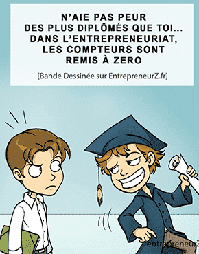 CitationEnt1 Réussir sans diplome ! Top des Citations