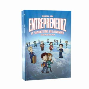 Pack 25 BD EntrepreneurZ Marketing Relationnel