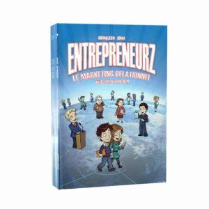 Pack 25 BD EntrepreneurZ Marketing Relationnel