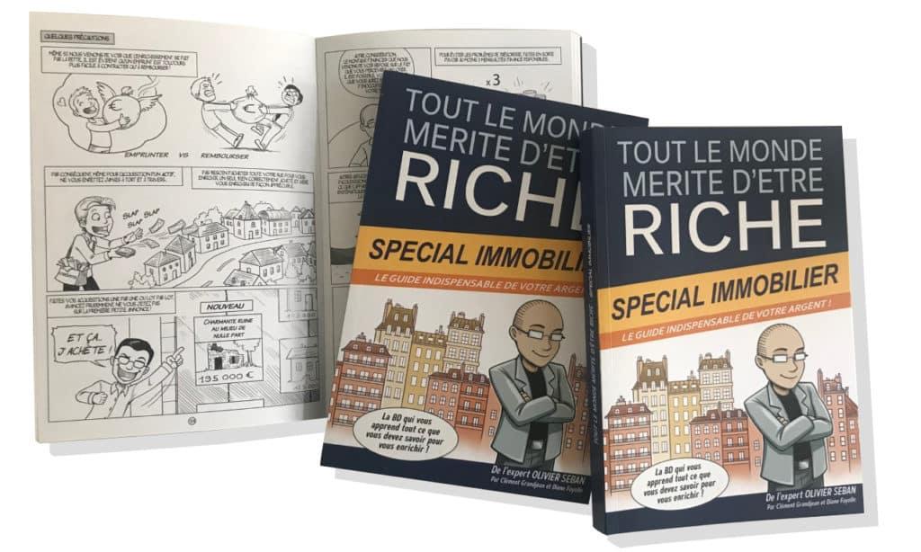 Olivier-Seban BD TLMMDR : Spécial investissement immobilier