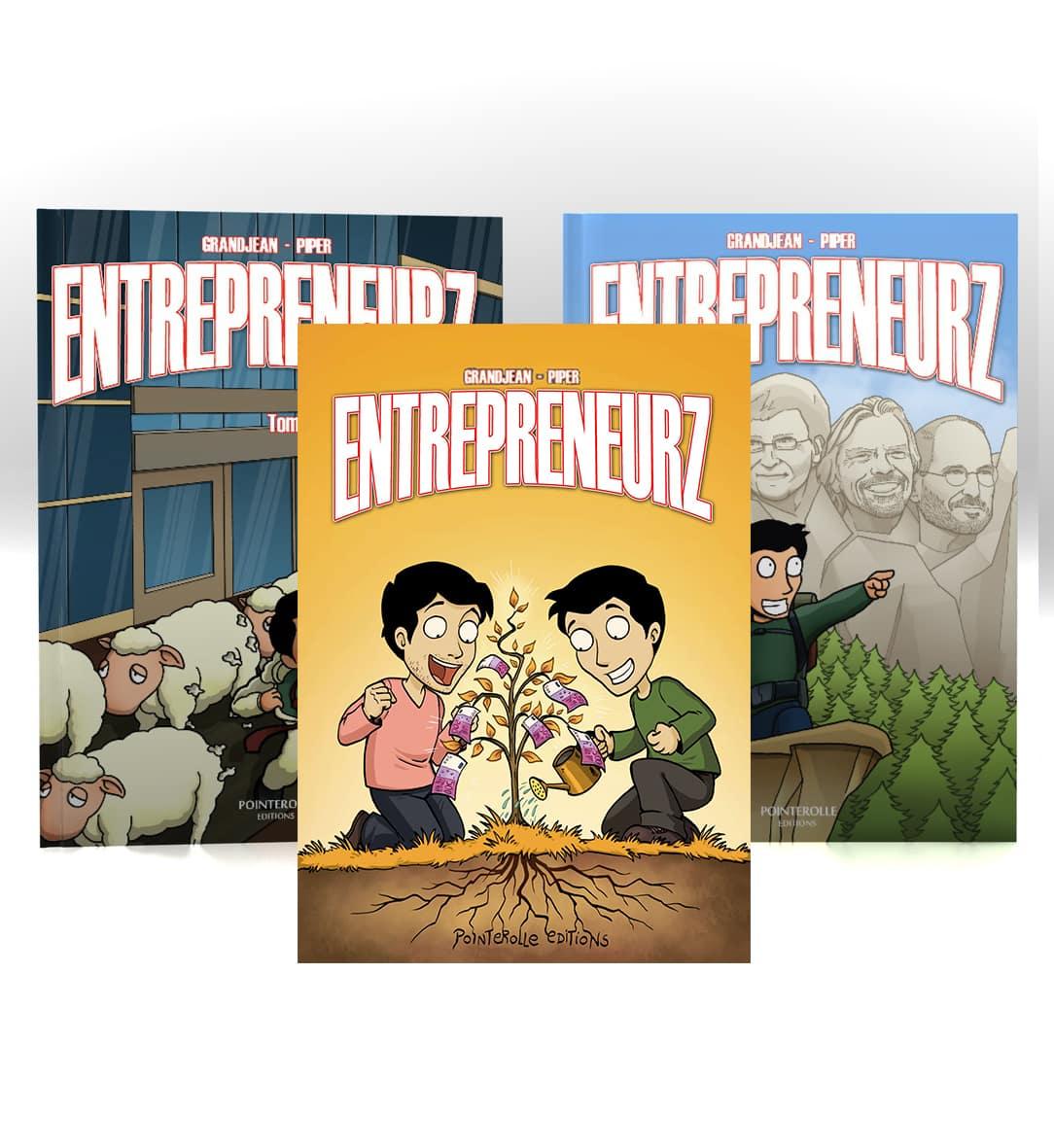 Chloroquine BD Serie EntrepreneurZ